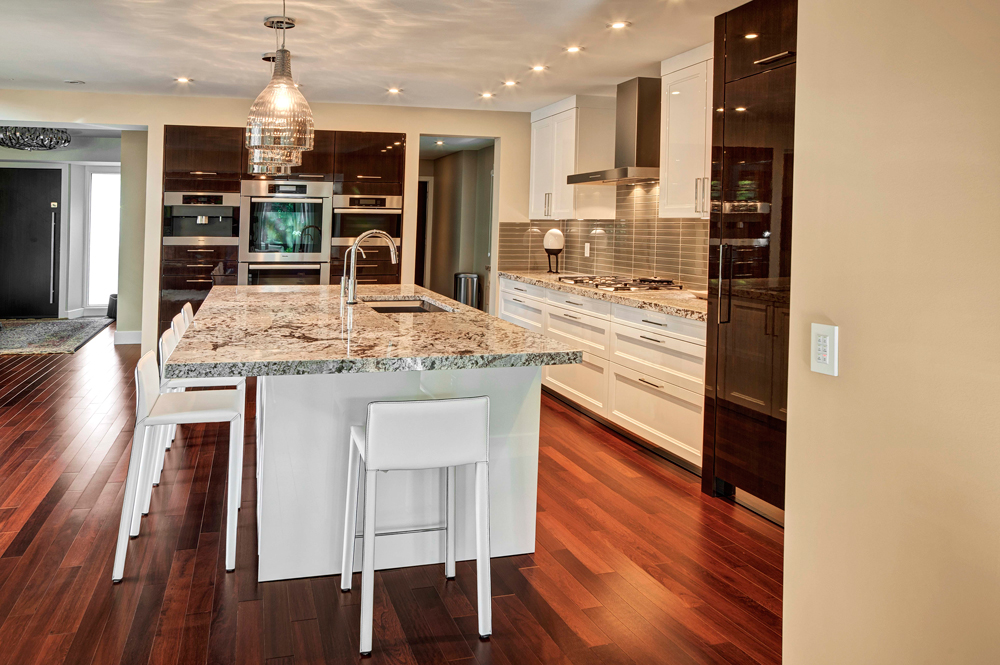Modern Kitchen Design Bow Valley Kitchens Calgary Ab